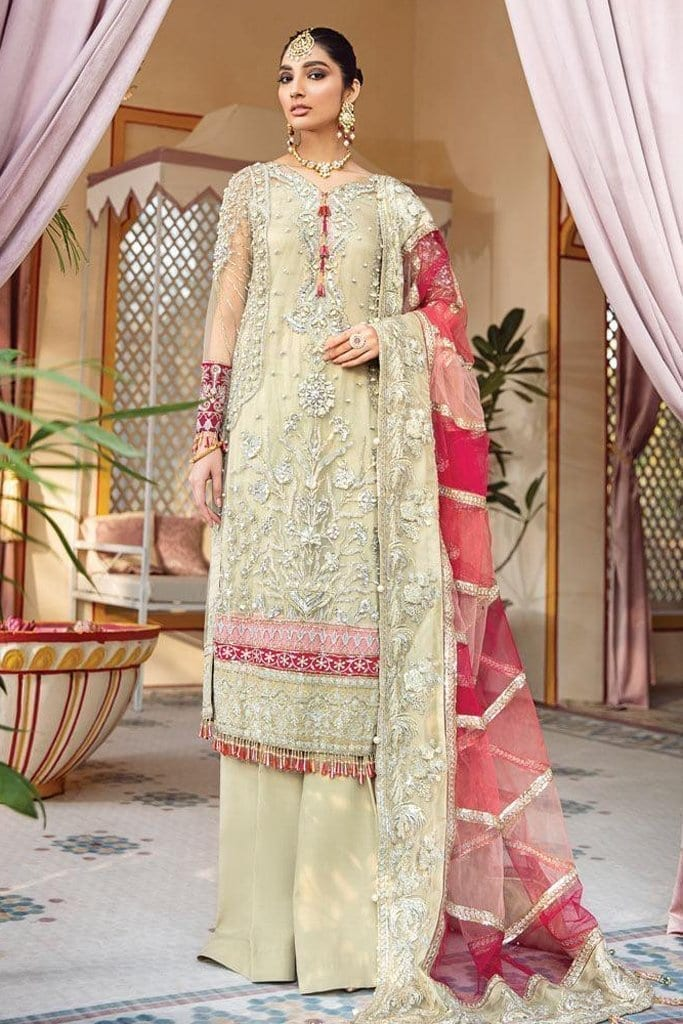 GULAAL | Wedding Festive Collection | Kehkshan  WD-04