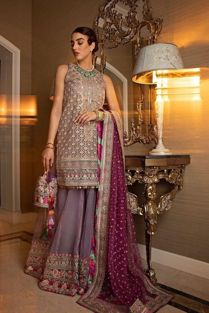 SOBIA NAZIR | Wedding Collection | NUR | 04