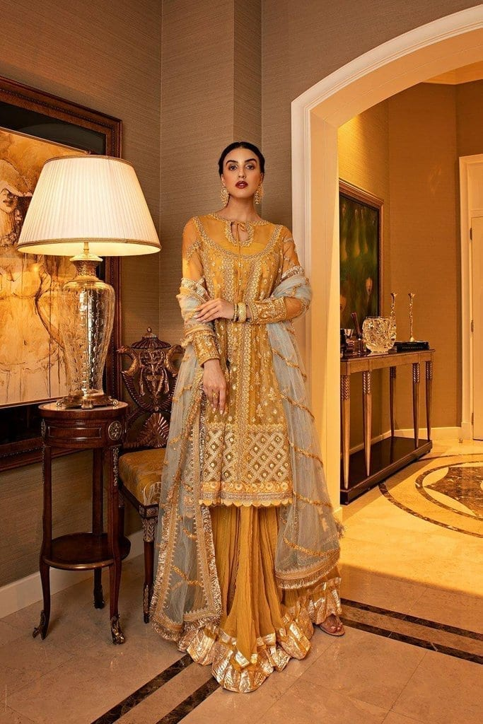 SOBIA NAZIR | Wedding Collection | NUR | 06
