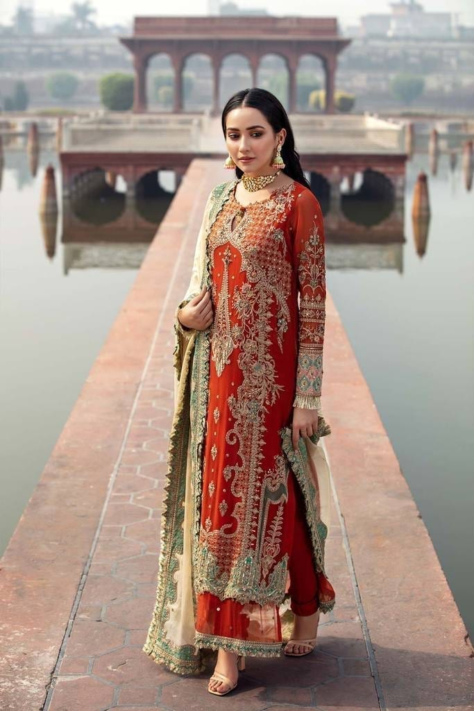 CHARIZMA | DASTAN-E-JASHAN Wedding Collection | NUR-UN-NISA | DJ-06