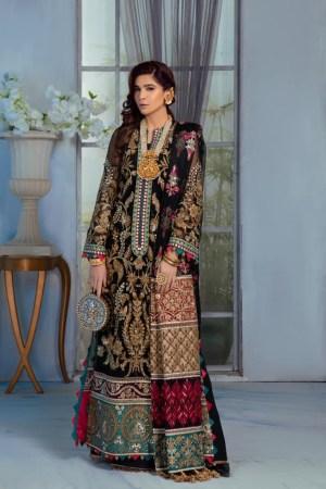 Maryam Hussain | MEENA | Wedding Collection