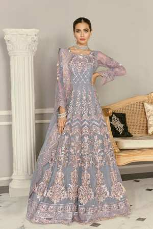 AKBAR ASLAM | FORMALS Collection | WISTERIA