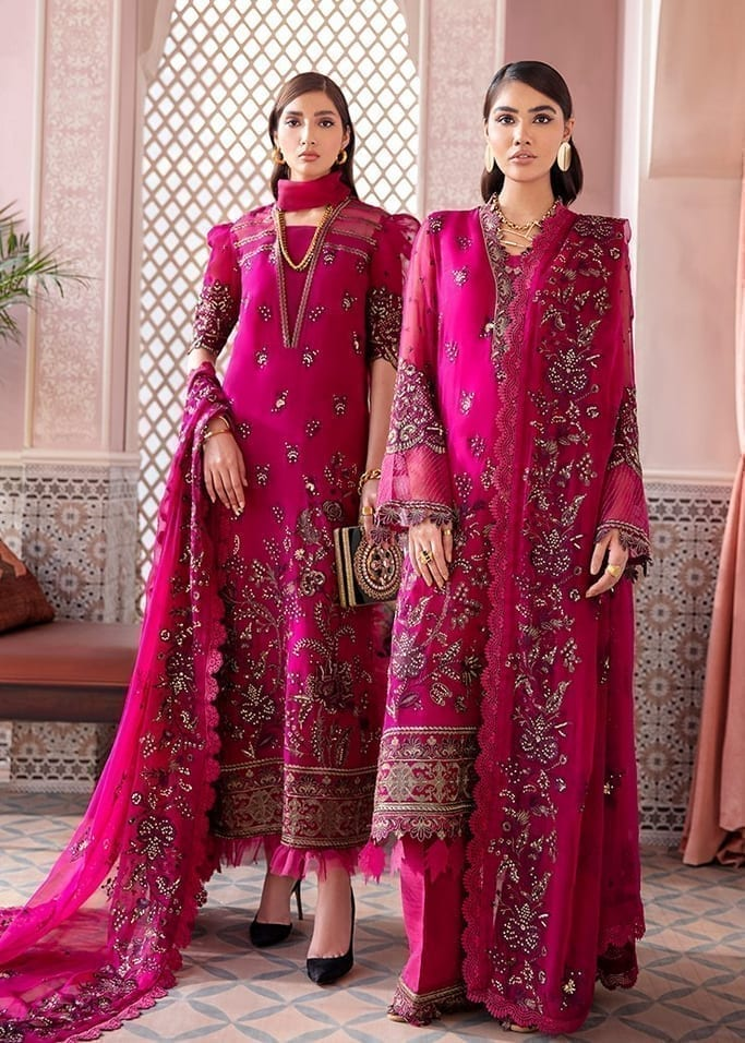 AFROZEH   FORMALS Collection NAURATAN   ARZOO