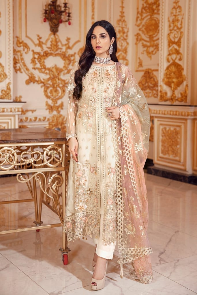 EMAAN ADEEL | FESTIVE Collection | GLAM SPELL | BR-01