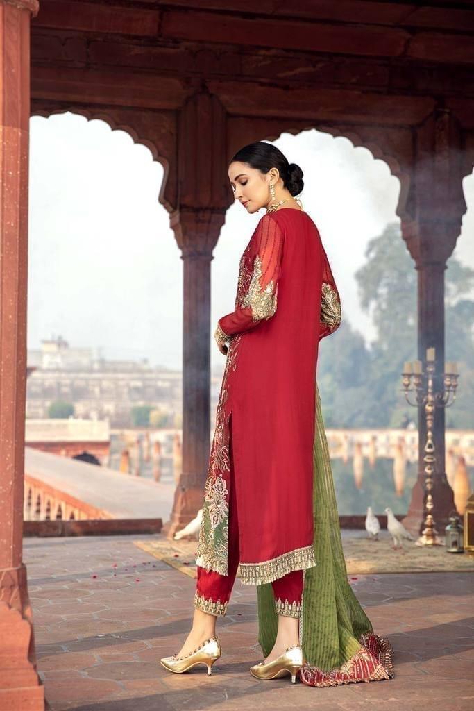 CHARIZMA   DASTAN-E-JASHAN Wedding Collection   RAQS-R-ASHNA   DJ-02