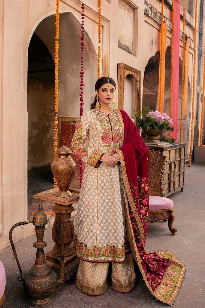 RANG RASIYA   Heritage Wedding Collection   SHIRAANJI 02