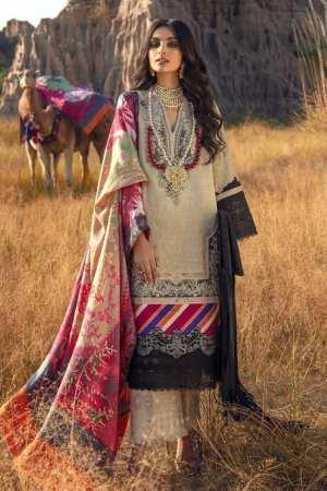 SANA SAFINAZ | SHAWL Collection | 2A