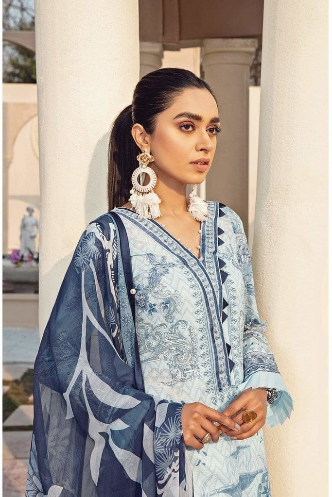 GULAAL | LAWN'21 Collection | VOL-1 | GL-01