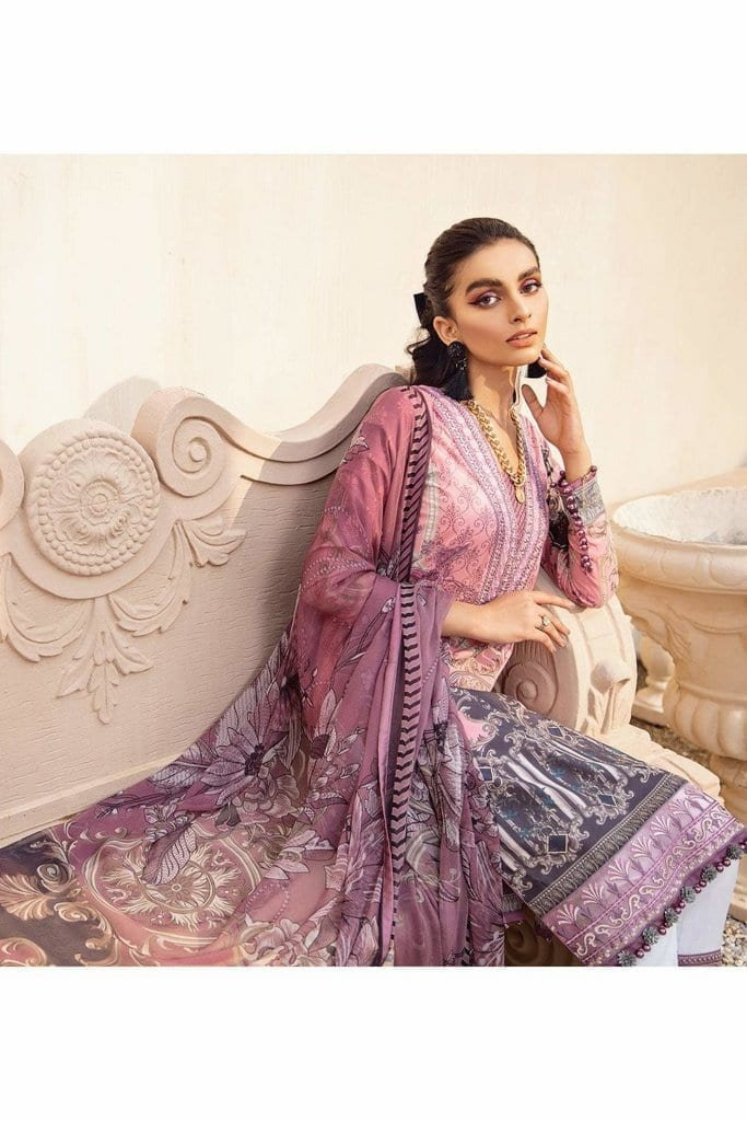GULAAL | LAWN'21 Collection | VOL-1 | GL-03
