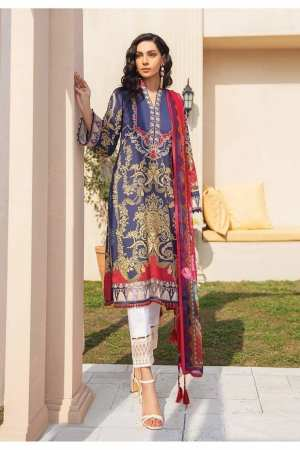 GULAAL | LAWN'21 Collection | VOL-1 | GL-11