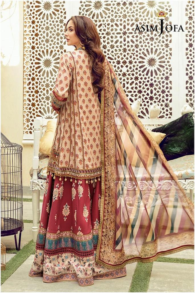 ASIM JOFA | RABT LUXURY LAWN Collection | AJRL-17