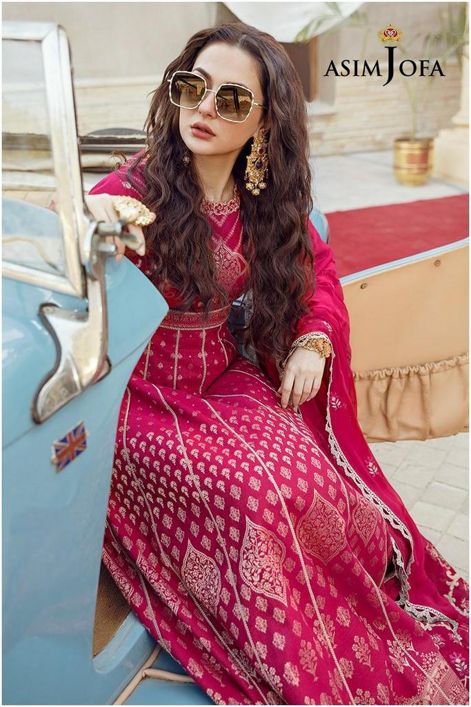 ASIM JOFA | RABT LUXURY LAWN Collection | ARJL-20