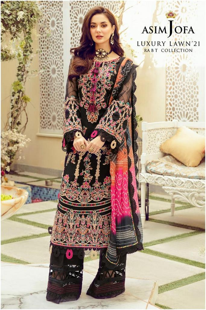 ASIM JOFA | RABT LUXURY LAWN Collection | ARJL-06