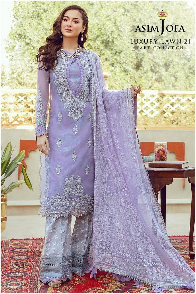 ASIM JOFA | RABT LUXURY LAWN Collection | ARJL-05