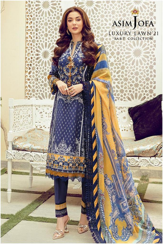 ASIM JOFA | RABT LUXURY LAWN Collection | AJRL-03