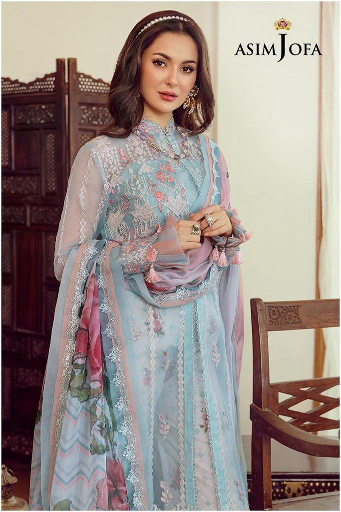 ASIM JOFA | RABT LUXURY LAWN Collection | ARJL-13