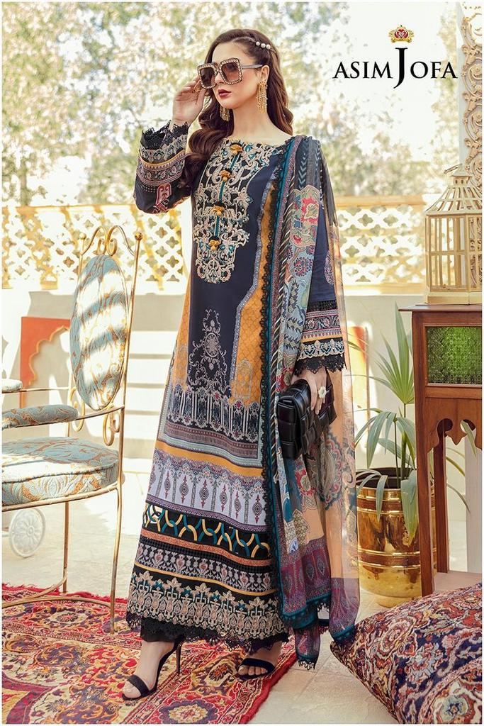 ASIM JOFA | RABT LUXURY LAWN Collection | AJRL-18