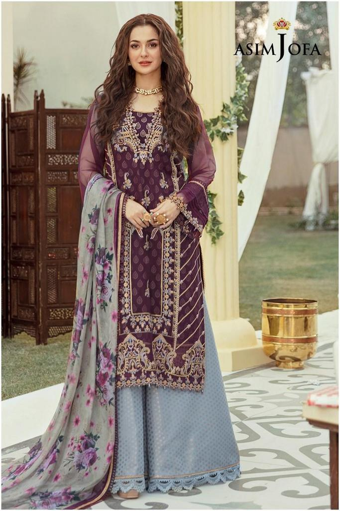 ASIM JOFA | RABT LUXURY LAWN Collection | ARJL-19