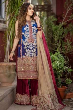 ASIFA N NABEEL | WEDDING/Formals Collection | HOOR ZN-08