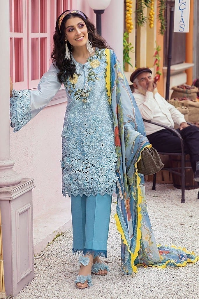 MUSHQ | SPRING/SUMMER Collection | AQUAMARINE