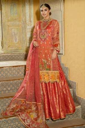ASIFA N NABEEL | WEDDING/Formals Collection | MAHJABEEN ZN-02
