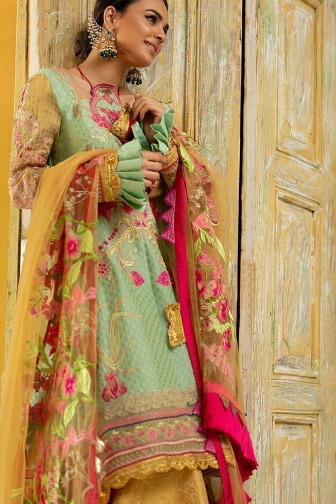 ASIFA N NABEEL | WEDDING/Formals Collection | NAZNEEN ZN-03