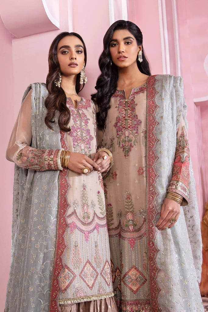 IZNIK | BANARAS CHIFFON Collection | AMBER | IB-02
