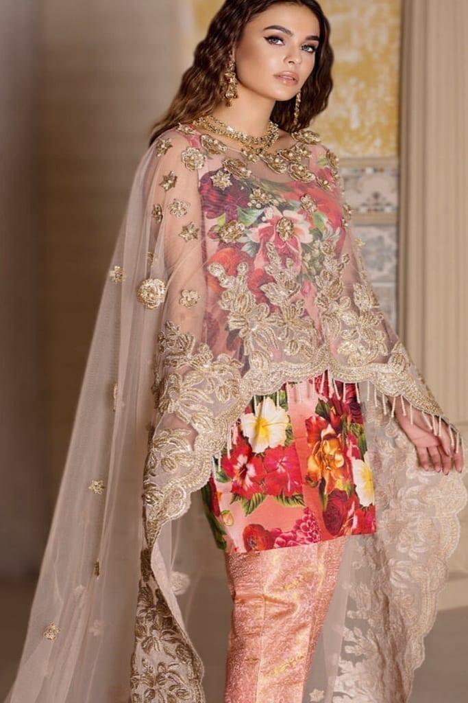 ASIFA N NABEEL | WEDDING/Formals Collection | XARI ZN-04