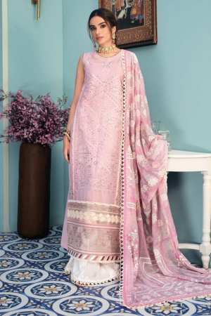 NOOR BY SADIA ASAD | CHIKANKARI'21 Collection | D2-NERO