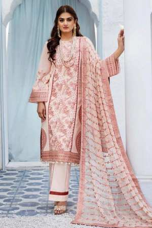 SERENE NORANG | PREMIUM EMBROIDERED Collection | AYANEH | D-12