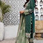 SERENE NORANG | PREMIUM EMBROIDERED Collection | MOHAGNI | D-09