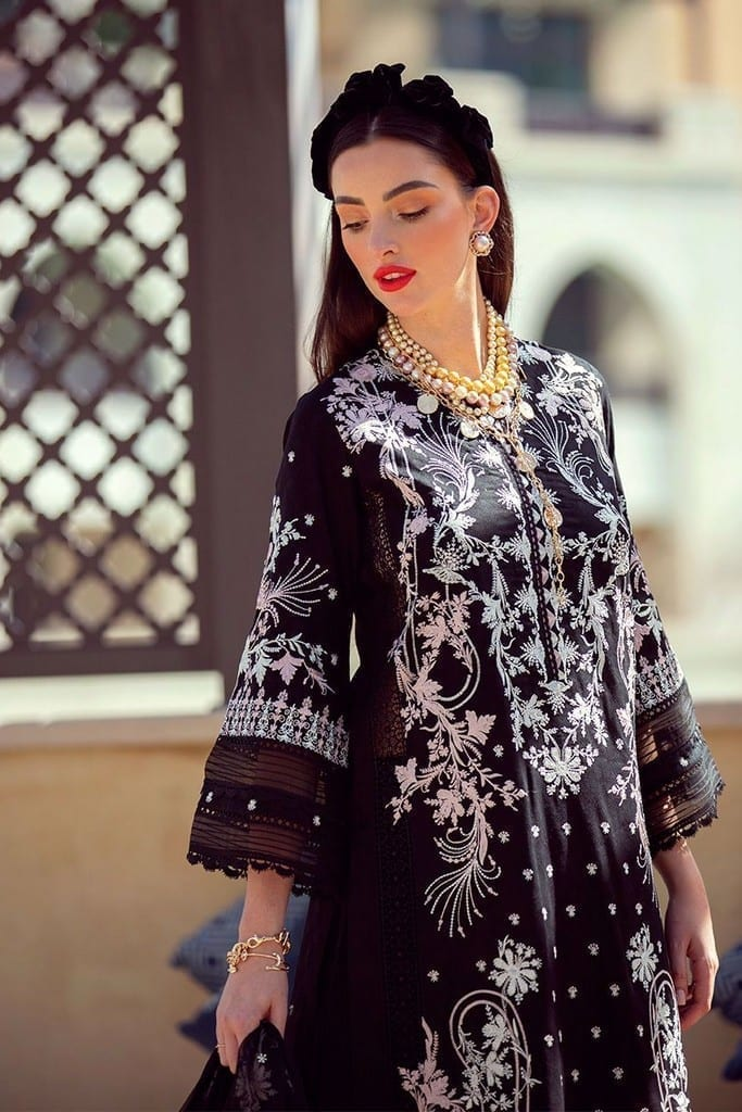 FARAH TALIB AZIZ | NERA SPRING/SUMMER Collection | LITANOIR FTA-15