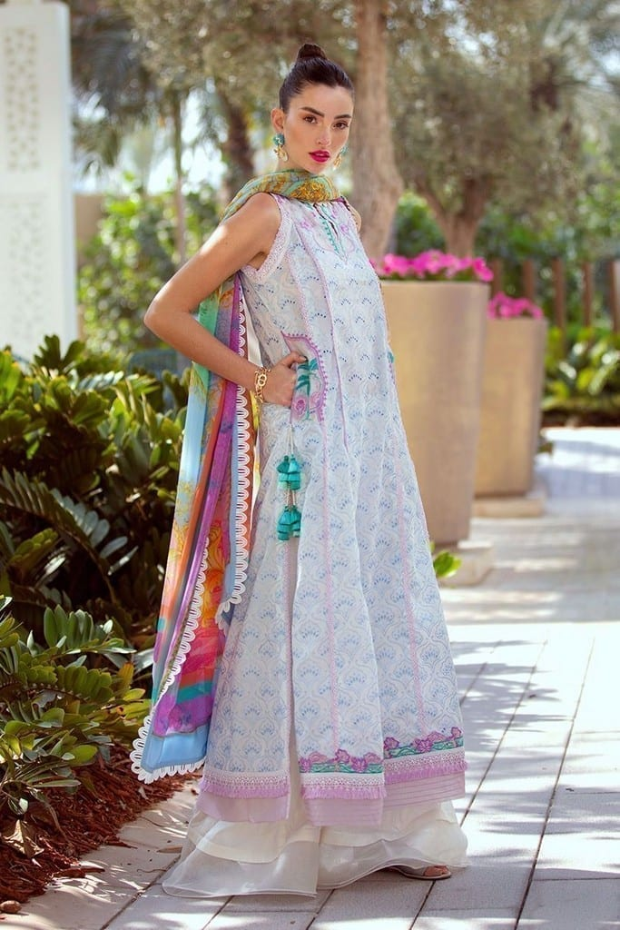 FARAH TALIB AZIZ | NERA SPRING/SUMMER Collection | ESME PALMS FTA-12