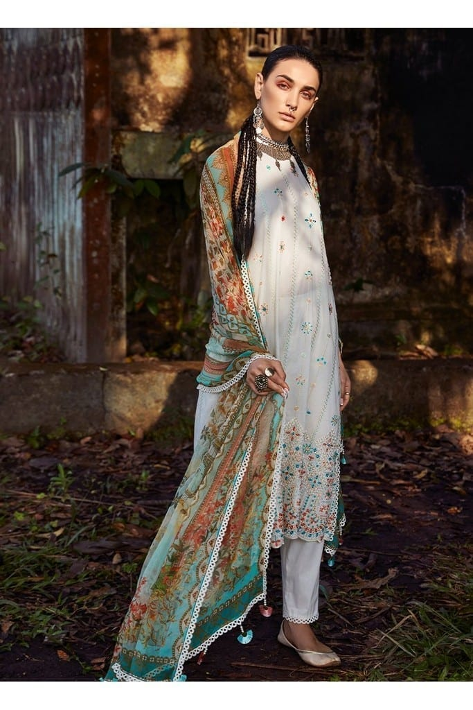 IMAGE | LAWNKARI'21 Collection | BAHARE