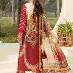 AFROZEH   LUXURY SUMMER Collection   SCARLET DIVE