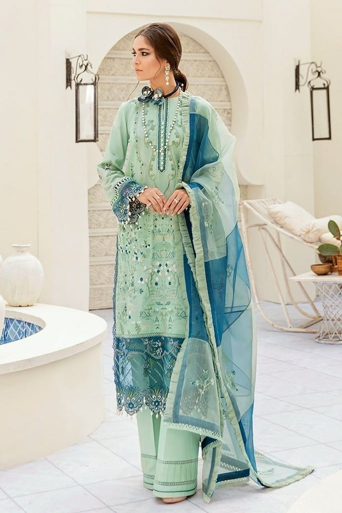AFROZEH | LUXURY SUMMER Collection | EXQUISITE MINT