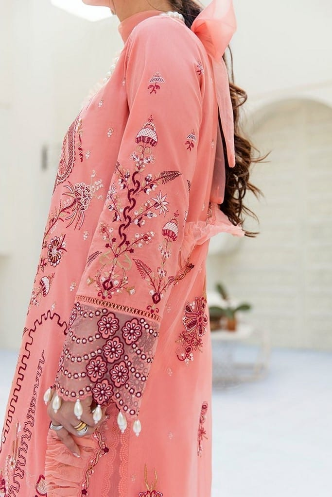 AFROZEH | LUXURY SUMMER Collection | CHERRY BLOSSOM