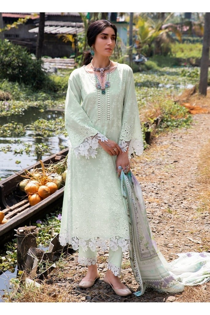 IMAGE | LAWNKARI'21 Collection | PICHAK
