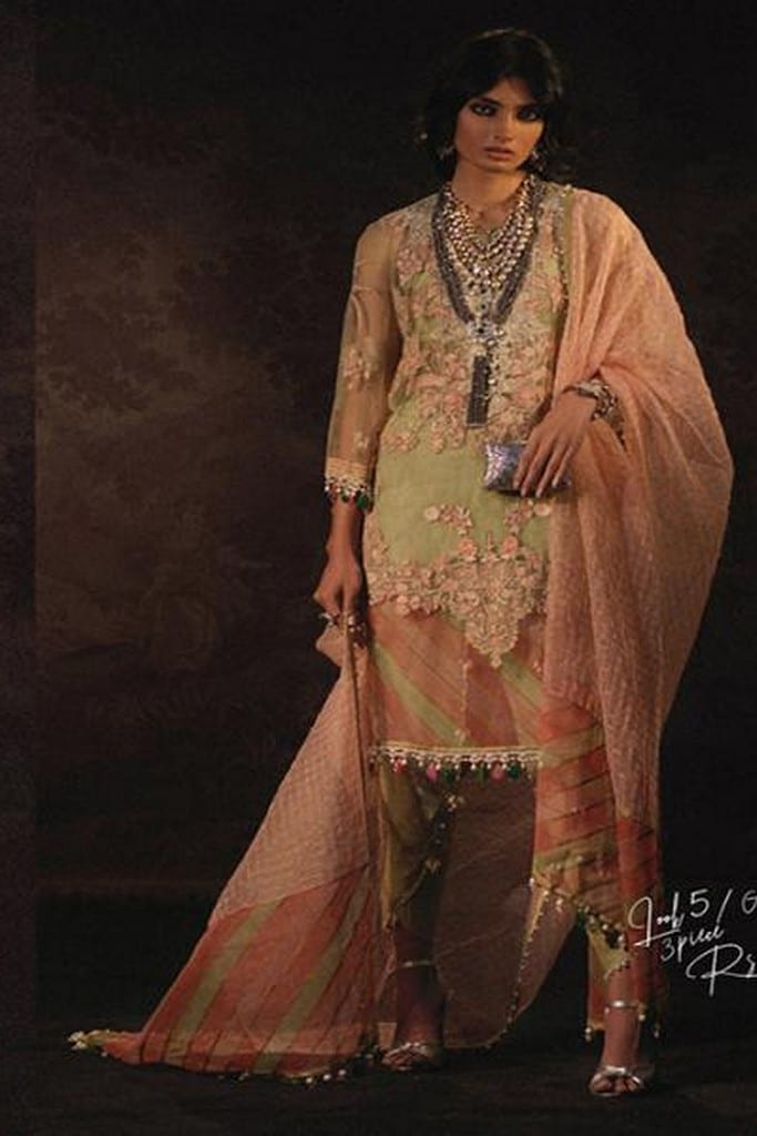 SANA SAFINAZ | MUZLIN LUXURY Collection | 5A