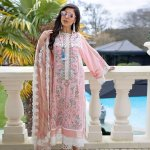 SOBIA NAZIR | LUXURY LAWN Collection | DESIGN 10A