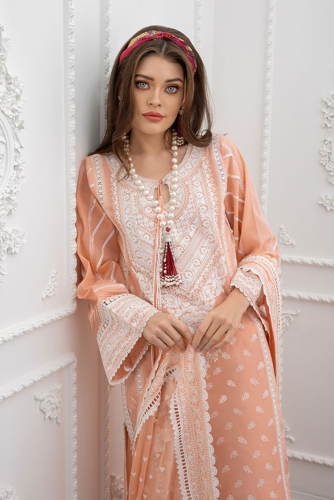 SOBIA NAZIR | LUXURY LAWN Collection | DESIGN 13A