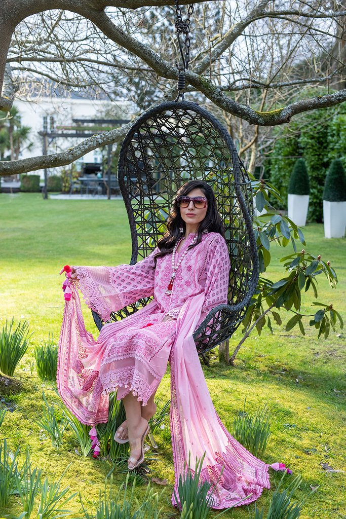 SOBIA NAZIR | LUXURY LAWN Collection | DESIGN 4A