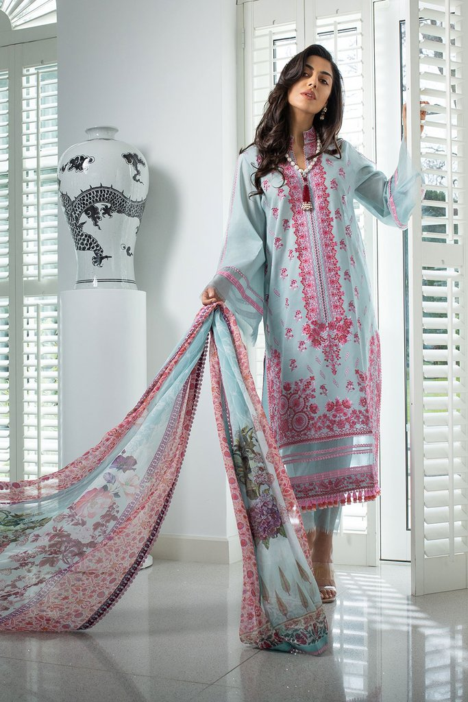 SOBIA NAZIR | LUXURY LAWN Collection | DESIGN 5B