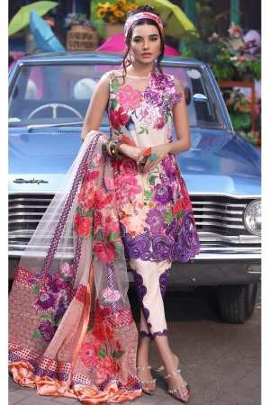 ASIFA N NABEEL | LAWN Collection | Evelyn LA-1