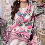 ASIFA N NABEEL | LAWN Collection | Aleja LA-6