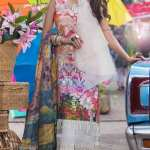 ASIFA N NABEEL | LAWN Collection | Simona LA-9