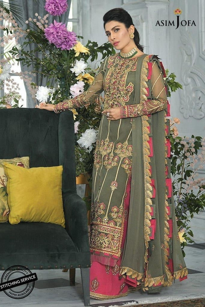 ASIM JOFA | MAHSA LUXURY COLLECTION | AJMC-06