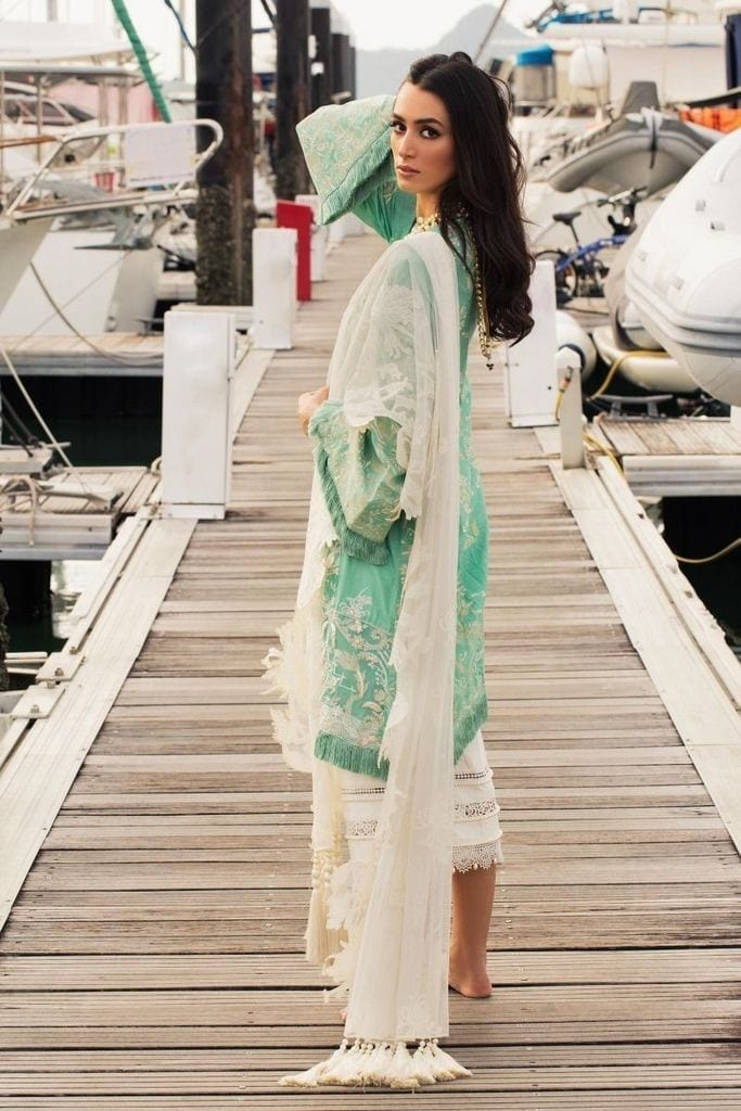 SANA SAFINAZ | LUXURY LAWN Collection | 15B