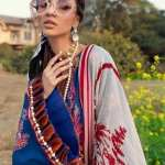 SANA SAFINAZ | MUZLIN SPRING'21 Collection | M211-019A-CJ