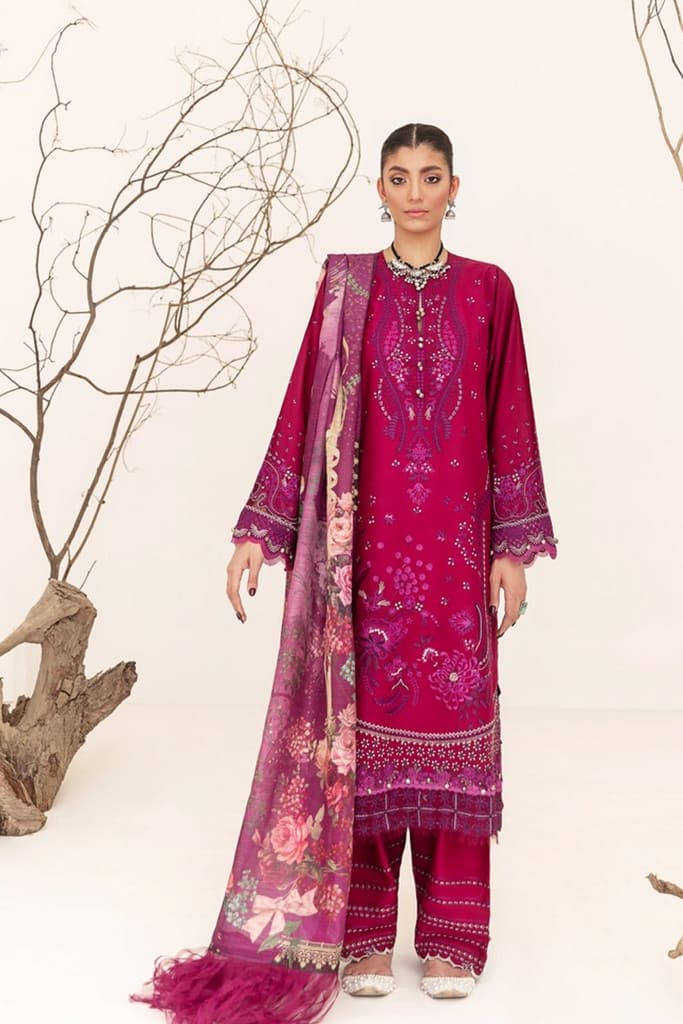 REPUBLIC WOMENWEAR | LUXURY LAWN Collection | CELAL-A